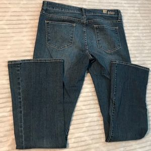 Kut from the Kloth FELICIA baby Bootcut size 8